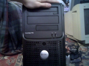 dell power edge t105