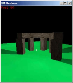 real-time dynamic shadows screenshot
